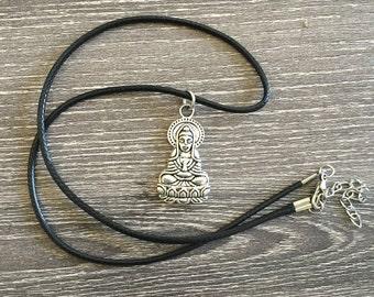 YogiGems Buddha Necklace