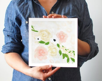 Art Print – Pretty Anemones