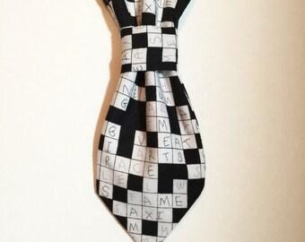 Pet tie, Crossword Puzzle, Dog Tie