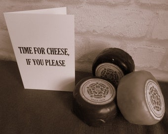 Cheese Card | Cheese Quote