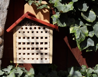 Ladybird home, Bee house, Insect home, Bumblebee home