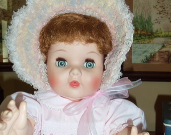 """All  Original  Beautiful  """"American  Character""""  1950s  Toodles  Doll"""