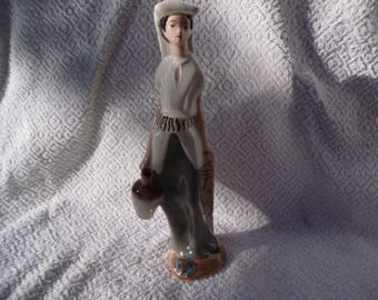 Mexican Beauty Figurine made in Mexico