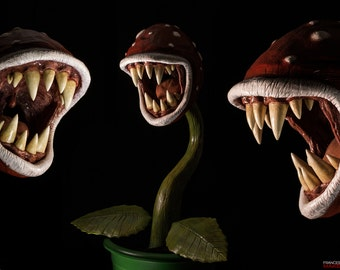 Piranha Plant – Super Mario REPLICA