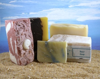 Soap Ends / Soap Sale, Surprise Soap Set, Soap Sampler, Soap Bundle, Soap Variety Pack, Soap Seconds, Soap Grab Bag, Bulk Soap Ends