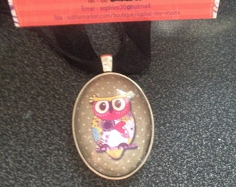Necklace OWL then!