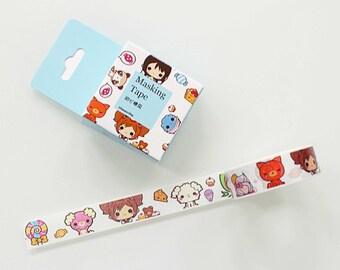 Washi Tape Masking Tape WTN-08
