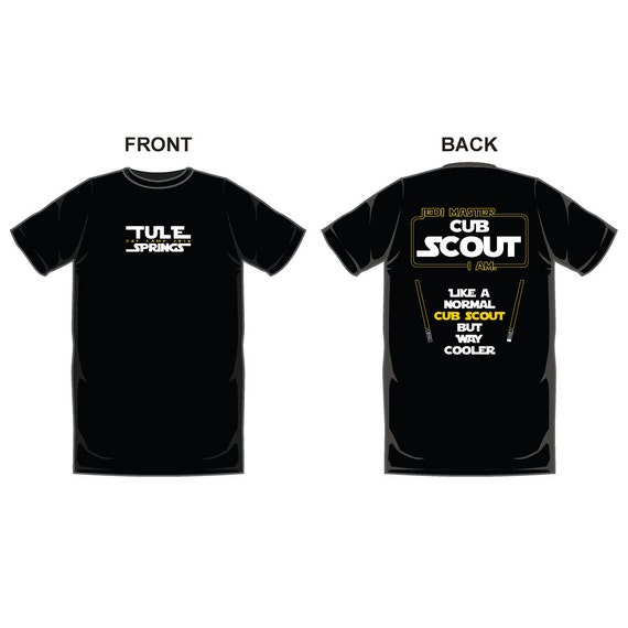 Items Similar To Cub Scout Day Camp T Shirt Design Star