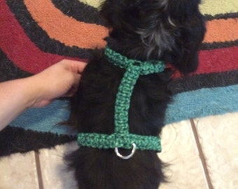 Made to order Custom made paracord harness
