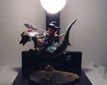 Unique Dinosaur Night Light Related Items Etsy