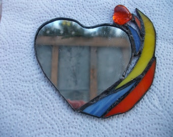 """Heart"" (Pocket mirror), mirror, mirror"