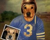 DOG PORTRAIT – Dog Print, Dog Portrait Custom, Pet Portraits, Custom Pet Portraits, Dog Art, Pet Portraits From Photo, Custom Dog Portraits
