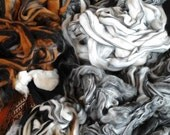 Wool reeady for felting and spinning at bulk prices