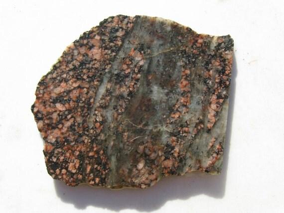 Feldspar Stone Slabs : Feldspar in quartz rough slab jaspagate granite