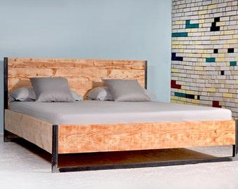 Loft | Vintage | Industrial |  GARGAS bed