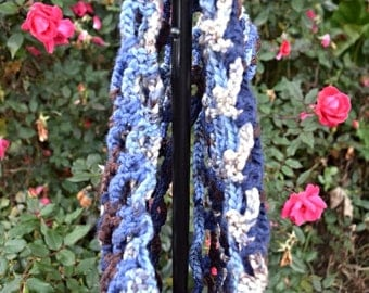 Cusp of Winter Infinity Scarf