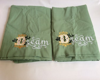 Dream Pillowcase Set