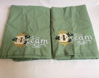 Dream Pillowcase Set