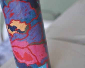 Vintage 1991 Avon Lahana Perfumed Body Talc Powder 3.5oz