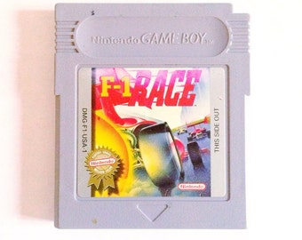 F-1 Race (Gameboy)