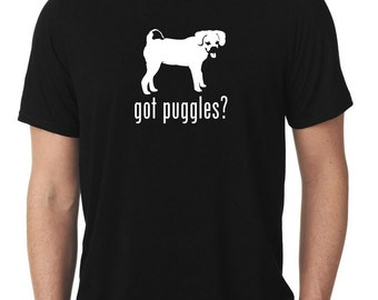 Got Puggles T-Shirt T963