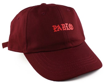 Pablo Yeezus 6 Panel Dad Hat Cap