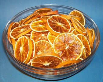 Dried/Dehydrated FLORIDA ORANGE SLICES ***12 Slices***