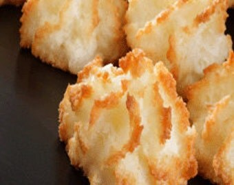 Coconut Macaroon - 16oz Fragrance Oil for Candle Making
