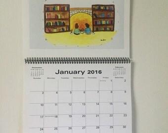 SALE!  2016 Calendar