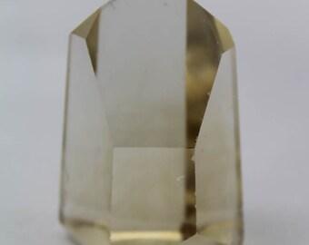 Small Pale Citrine Obelisk  CITO6