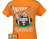 NEW! Tennessee Vols Preppy Tee