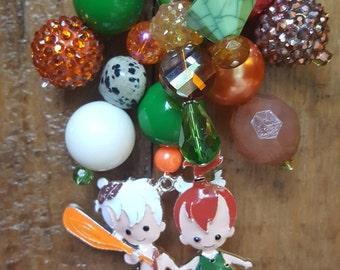 Pebbles and Bamm Bamm