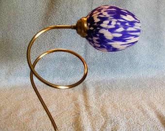 RESERVED Gooseneck Lamp - Reading Lamp - Mid Century Modern