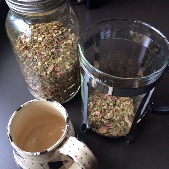 Shores of Sheepscot Pond Herbal Tea