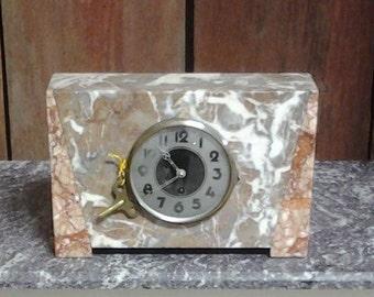 Deco styled clock