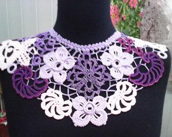 Collar Purple