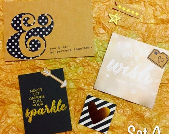 NEW RELEASE!!! Pocket Life/Journal Cards (Project Life Inspired)