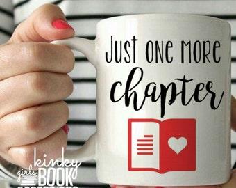 One More Chapter Coffee Mug