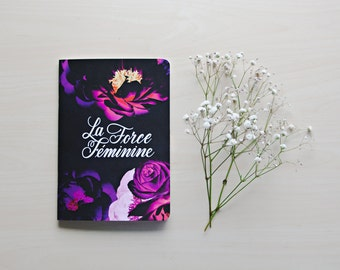 A5 Signature La Force Feminine Softcover Notebook