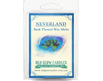 Neverland Inspired Scented Soy Wax Melts 80g