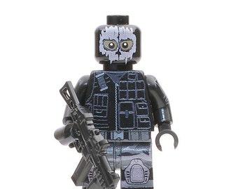 Ghost Soldier - Custom Minifigure
