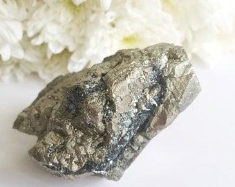 Pyrite & Hematite Cluster
