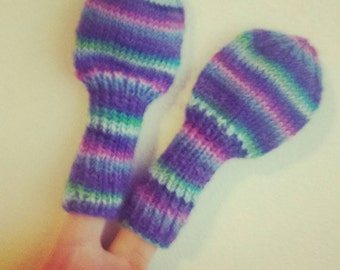 Baby mitten made to order!