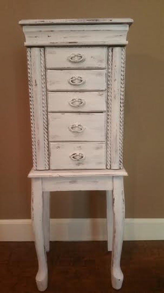 Jewelry Armoire Large Jewelry Armoire Tall Jewelry Box