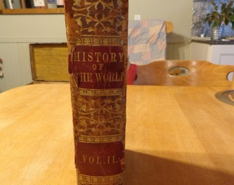 The Treasury of History: being a History of the World Volume 2 by Samuel Maunder