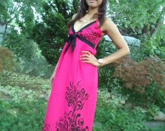 BALI Batik Summer Dress