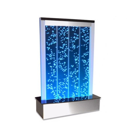 Table Top Bubble Wall 200FS Bubble Panel With LED By