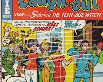 75% SALE 1974 Archie Comic Book..Archie Comics..Archie Series..Vintage Comic Book..70's Comic Book..Archie's TV Laugh Out #24