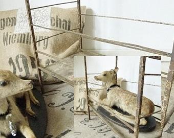 Antique baby cradle, baby bassinet, antique crib... CHARMANT!