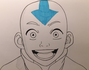 Avatar: The Last Airbender - Aang